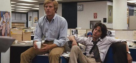 """Dal film """"Tutti gli uomini del presidente"""" (1976)"""
